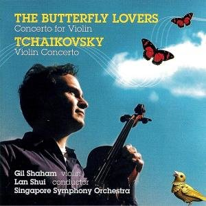 Butterfly Lovers/Violin Concerto