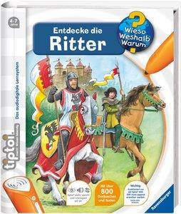 Ravensburger - Tiptoi Entdecke die Ritter