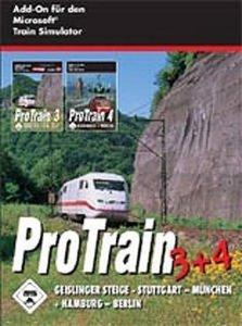 ProTrain 3+4 (Bundle): Geislinger Steige Stuttgart-München + Ham