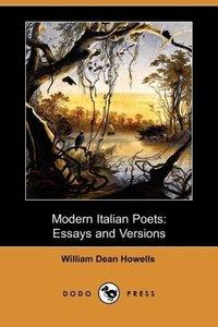 Modern Italian Poets
