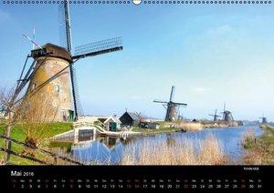 Die Niederlande (Wandkalender 2016 DIN A2 quer)