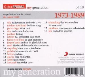 My Generation-Ampelmännchen & Trabant
