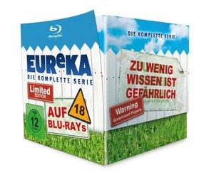 EUReKA Gesamtbox-Blu-ray