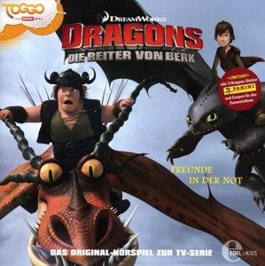 Dragons - Die Reiter von Berk 08. Freunde in der Not