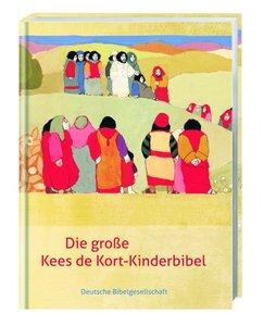 Die große Kees de Kort-Bibel/m. CD
