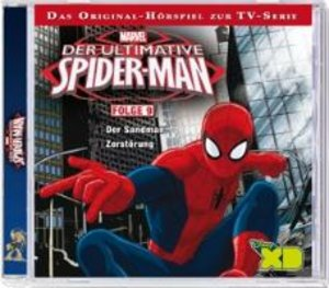 Ultimate Spiderman Folge 9