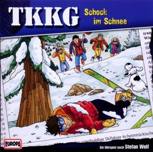 TKKG 170. Schock im Schnee