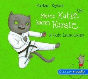Meine Katze kann Karate (CD)
