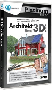 Architekt 3D X5 Home - Platinum Edition