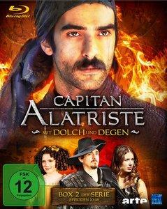Capitan Alatriste - Mit Dolch und Degen - Box 2 (Episoden 10-18)
