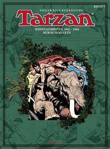 Tarzan. Sonntagsseiten / Tarzan 1943 - 1944