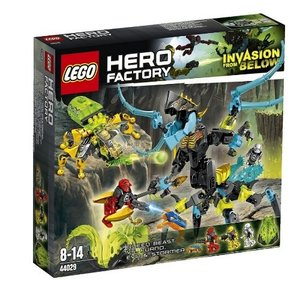 LEGO® Hero Factory 44029 - Queen Beast vs. Furno, Evo & Stormer