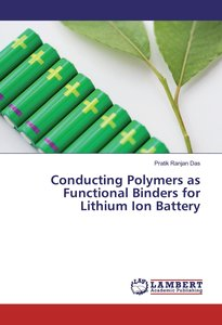 Conducting Polymers as Functional Binders for Lithium Ion Batter