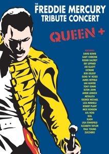 The Freddie Mercury Tribute Concert-Queen/+