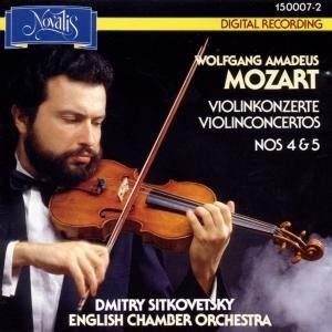 Violinkonzerte 4+5