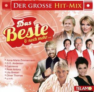 Der Grosse Hit-Mix-Das Beste Und Noch Mehr...