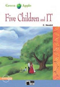 Nesbit, E: Five Children and It/m.CD