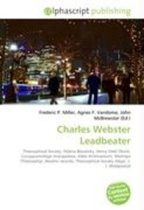 Charles Webster Leadbeater
