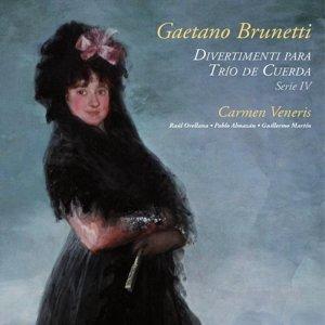 Brunetti,Divertimenti para Trio de Cuerda