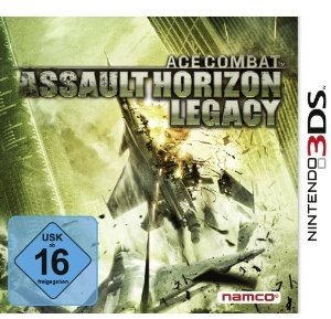 Ace Combat: Assault Horizon - Legacy (3DS)
