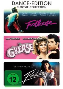 Dance-Edition: Footloose / Flashdance / Grease