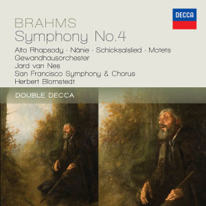 Sinfonie 4,3/Motetten op.110/+