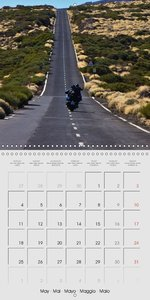 Tenerife - Island of eternal spring (Wall Calendar 2015 300 × 30