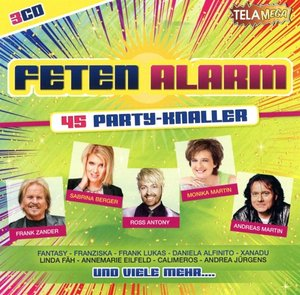 Feten Alarm,45 Party Knaller