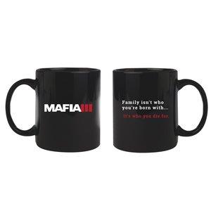 Mafia III (3) - Tasse / Kaffeebecher - Mafia Logo