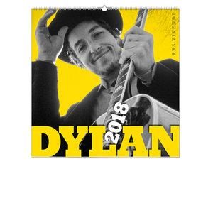 Bob Dylan 2018 Wandkalender