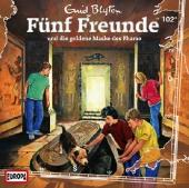 Fünf Freunde 102 und die goldene Maske des Pharao - zum Schließen ins Bild klicken