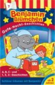 Benjamin Blümchen. Gute-Nacht-Geschichten 07. Cassette