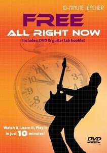 10 Minute Teacher Free All Right now Guitar