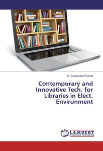 Contemporary and Innovative Tech. for Libraries in Elect. Enviro