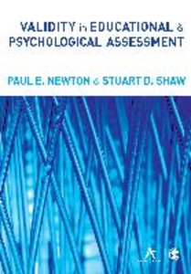 Validity in Educational and Psychological Assessment
