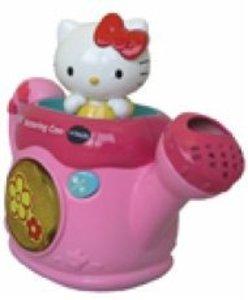 VTech 80-137704 - Badespaß: Hello Kitty Gießkännchen