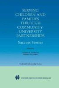 Serving Children and Families Through Community-University Partn