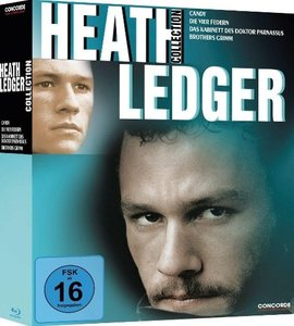 Die Heath Ledger Collection (Blu-ray)