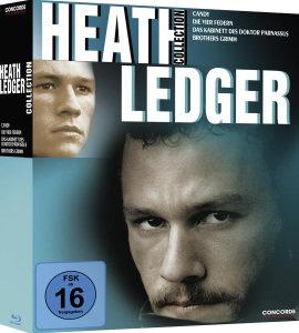 Die Heath Ledger Collection (Blu-ray)