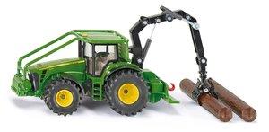 SIKU 1974 - Farmer John Deere Forsttraktor