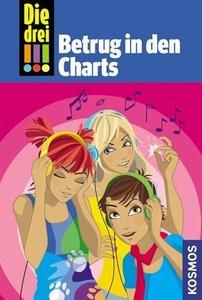 Die drei !!! 31. Betrug in den Charts
