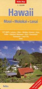 Hawaii - Maui, Molokai, Lanai
