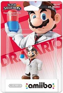 Amiibo Super Smash Bros. Collection No. 42 - Dr. Mario