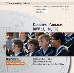 Kantaten BWV 63,110+190