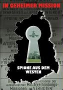 Spione aus dem Westen - In geheimer Mission. DVD-Video
