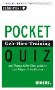 Pocket Quiz Geh-Hirn-Training
