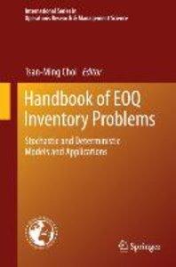Handbook of EOQ Inventory Problems