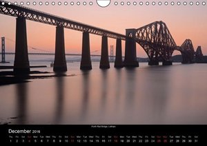 Scotland / UK-Version (Wall Calendar 2016 DIN A4 Landscape)