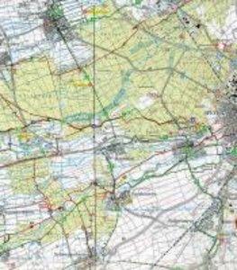 Wandern und Radwandern in der Südpfalz 1 : 50 000