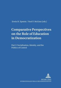Comparative Perspectives on the Role of Education in Democratiza